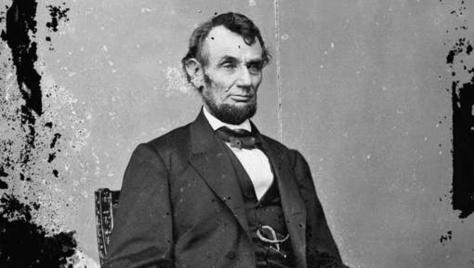 Pourquoi Abraham Lincoln s'est-il laissé pousser la barbe?