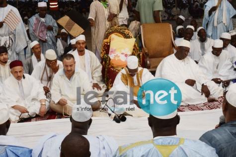 Les Chérifs, Le Khalife Thierno Amadou Tidiane Bâ, Macky Sall et Abdoulaye Daouda Diallo