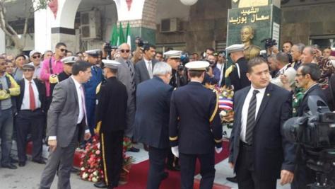 La France commémore le massacre de Setif en Algérie