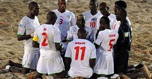 Finale Beach Soccer :Le Sénégal s'incline en finale devant Madagascar (2-1)