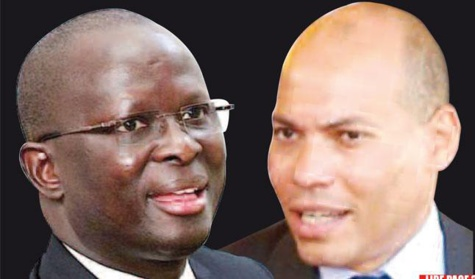 Succession de Wade au Pds : Les libéraux de Nioro plébiscitent le duo Karim/Fada