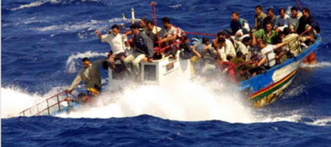 Nouveau naufrage en cours avec plus de 300 migrants