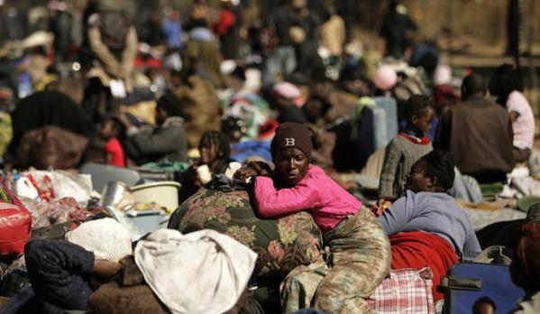 Afrique du Sud : un Sénégalais blessé dans les violences xénophobes