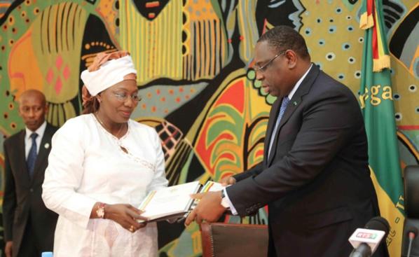 Mme Aminata Tall Présidente du Cese