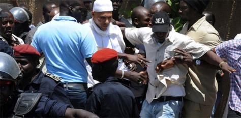 """Karim Wade a vu ses enfants : Une deuxième """"visite familiale"""" est prévue mercredi"""
