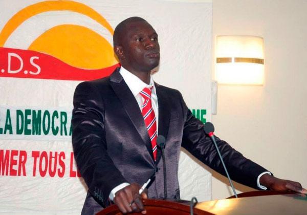 """Babacar Diop du mouvement Jeunesses pour la démocratie et le socialisme : """"Ma conviction est qu'il faut alterner cette deuxième alternance"""""""