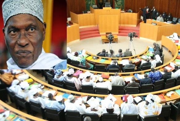 Assemblée nationale : Me Wade déplore le bas niveau des députés de la nouvelle législature
