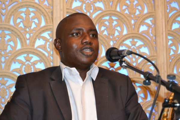Yoro Dia, journaliste et politologue