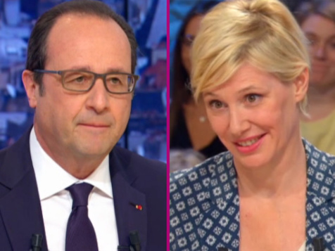 Les dîners secrets de François Hollande avec Maïtena Biraben