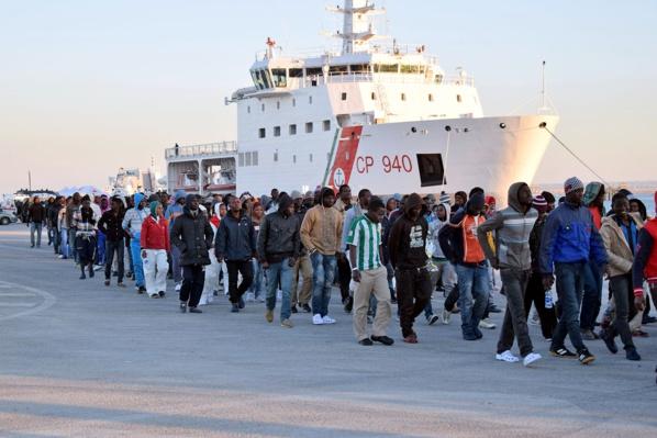 Naufrage en Méditerranée : Un passeur sénégalais arrêté