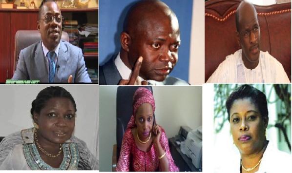 La parole aux transhumants : Baïla Wane, Safiétou Ndiaye Diop, Innocence Ntap,Sitor, Thierno Lô Nafissatou Cissé s'expliquent