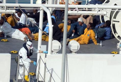 Naufrage en Méditerranée : le chalutier a coulé en cinq minutes