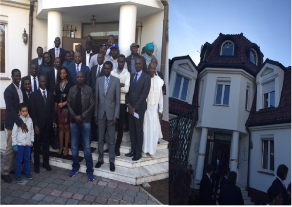 Le ministre Mankeur Ndiaye ouvre les portes de l'ambassade du Sénégal à Varsovie