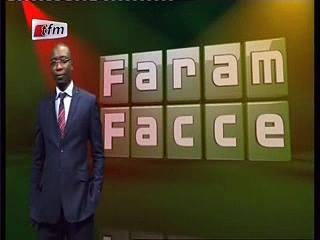 'Faram Facce' du mercredi 22 avril 2015 - TFM