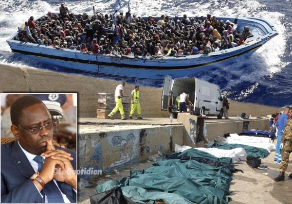 Naufrages en Méditerranée : Makacolibantan pleure ses 13 fils