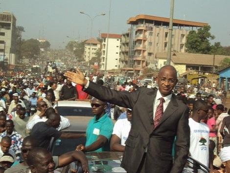 Guinée-Conakry : La manifestation de tous les dangers !