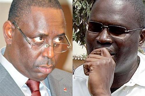 Propos de Macky Sall sur l'emprunt obligataire de la ville de Dakar : Khalifa Sall rit sous cape