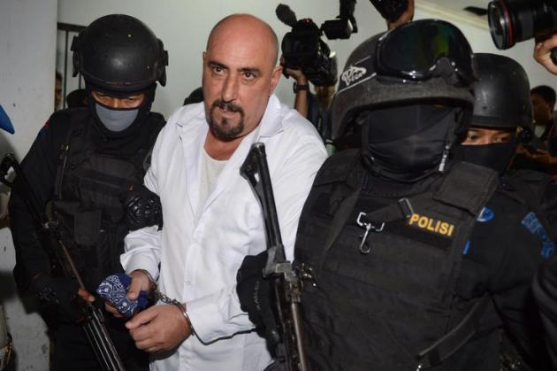L'Indonésie lance les «préparatifs» de l'exécution de Serge Atlaoui