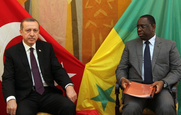 Macky Sall en Turquie: Wilane, Iba Der, Seydina Kane... dans les bagages du Président