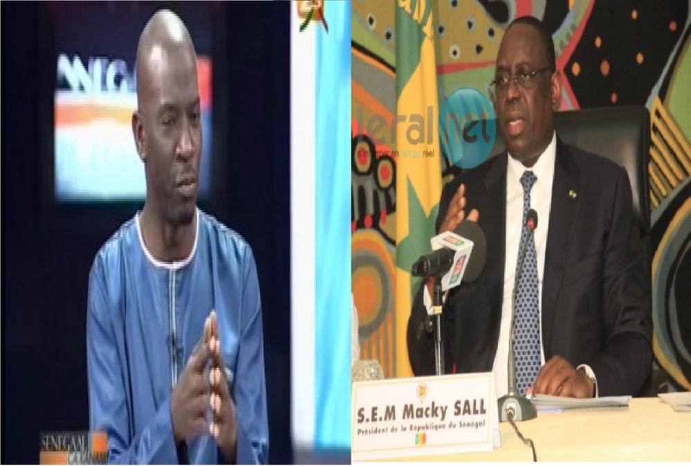 """Tounkara corrige le Président Macky Sall: """"Année blanche est une expression maudite"""""""