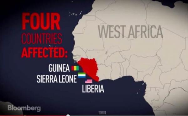 """L'Afrique de l'Ouest désormais confrontée au mystérieux """"syndrome post-ébola"""""""