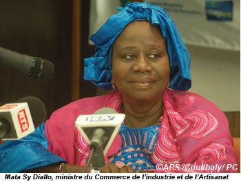 Mata Sy Diallo limogée de son poste de Pca de la Snr
