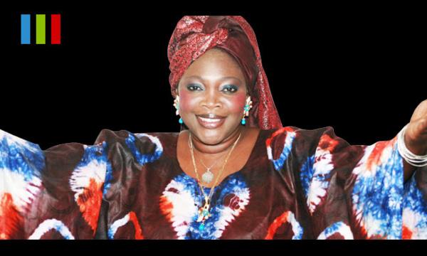 """Ndella Madior Diouf: """"S'il n'y a pas beaucoup de femmes dans le gouvernement c'est dû à la jalousie de Marième Faye"""""""