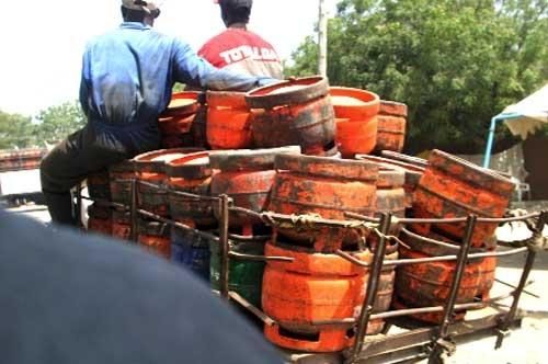 Keur Massar : un dépôt de gaz attaqué, 85 bonbonnes de gaz et 3 millions FCfa emportés