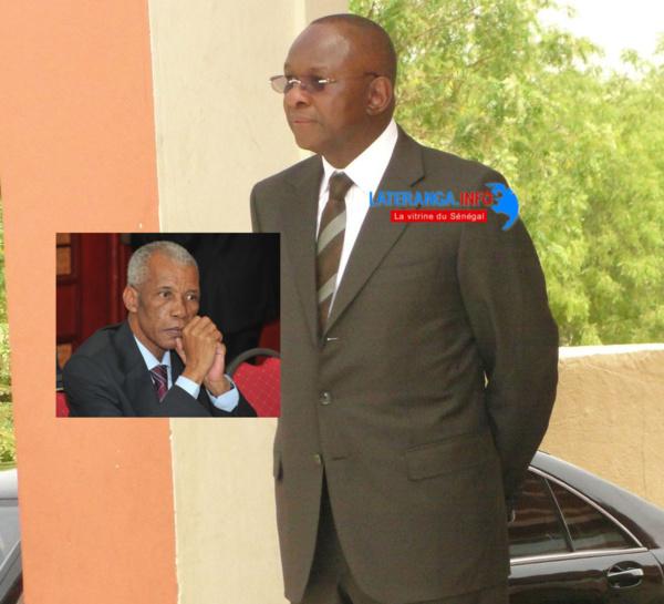 Cheikh Tidiane Sall, nouveau chef de protocole au Palais de la République du Sénégal