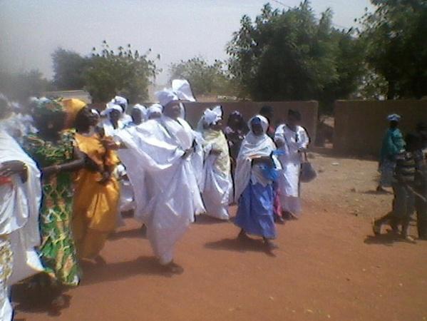 Fatiguées, les femmes de Casamance marchent pour une paix définitive