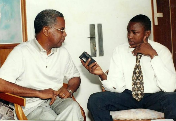 Quand Cheikh Diallo exprime sa pensée sur Djibo Ka