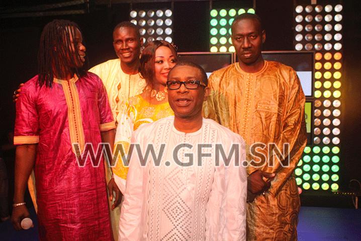 Vidéo: Youssou Ndour ressuscite la carrière musicale de Ami Collé Dieng et Abou Thioubalo…