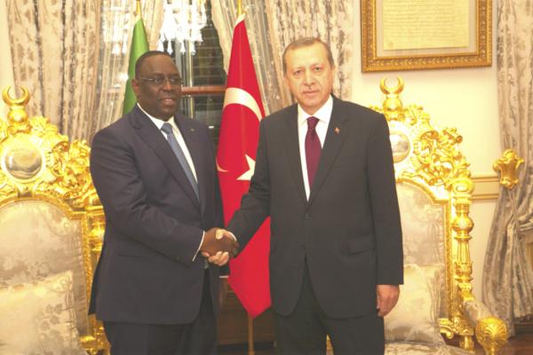 Macky Sall en Turquie : Dakar et Ankara renforcent leur coopération économique, politique et commerciale
