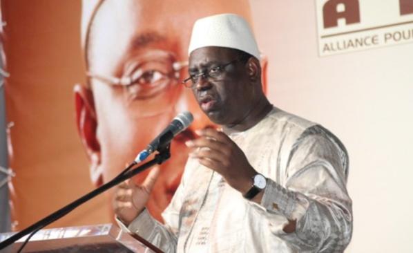 Pour plus « de respect et de considération », des élus de l'APR créent « And Aar APR dolél Président »