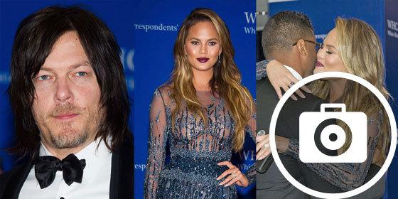 Dîner à la Maison-Blanche : Beaucoup d'acteurs et un accident de culotte... OUPS !