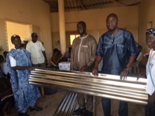 L'ASENA contribue à l'effort de paix en Casamance