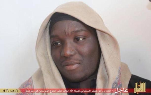 Voici Abu Jaafar al-Senegaali, le Sénégalais impliqué dans l'attentat suicide en Irak