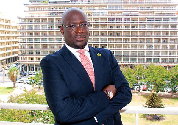 Portrait : Papa Chimère Diop, une réussite au service de l'Afrique