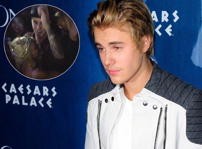 Justin Bieber se tape l'incruste dans un bal de promo