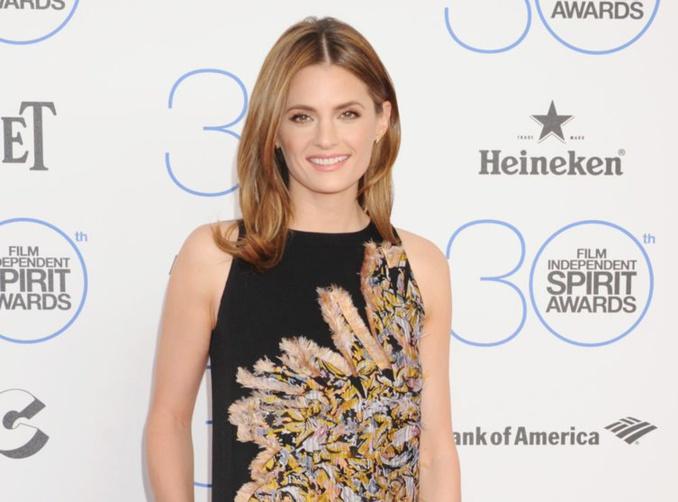 Stana Katic : La star de Castle s'est mariée! Beckett a dit oui