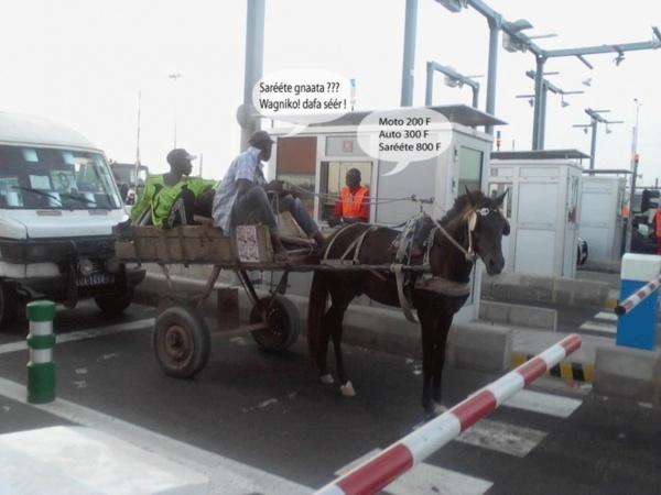 Visite des chantiers de l'Etat : Le ministre Diéne Farba Sarr annonce l'interdiction de circulation des charrettes pour bientôt
