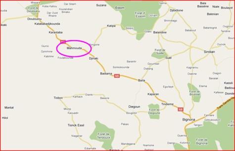Bignona: Une fusillade éclate et fait 6 blessés à Mahmouda Chérif