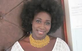 La chanteuse Ndiolé Tall a accouché d'une mignonne fille aux USA.