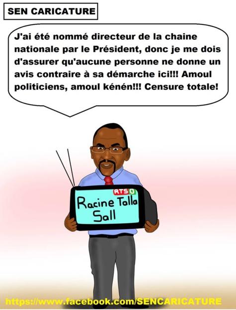 La RTS (Racine Talla Sall) une chaîne bien nationale!!!