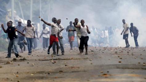 Bujumbura (Burundi) Les manifestations de violence font craindre le pire