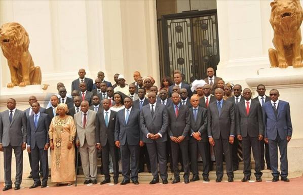 Communiqué du Conseil des ministres du mercredi 29 avril 2015