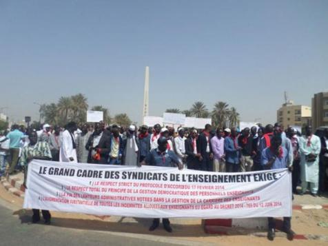 Situation de l'année scolaire selon l'IA de Dakar: Seules 200 heures perdues sur les 900