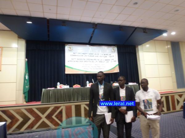 Urgent: Quatre membres du Mouvement Libérez Karim portés disparus en Gambie