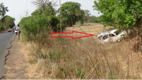Accident : Un mort et plusieurs blessés ce vendredi à Bignona