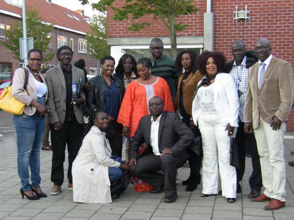 Pays-Bas : L'APR renouvelle ses instances, Jean Gabain Boissy réélu coordonnateur